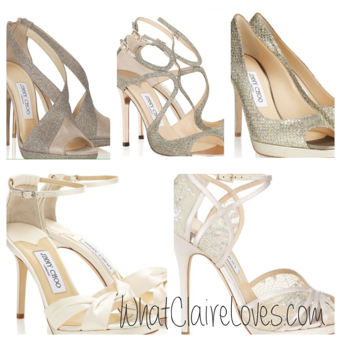 Wedded Wednesday – Jimmy Choo I love you!