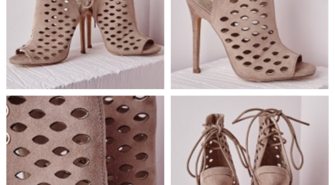 Tuesday Shoesday – Missguided Heels & 20% off!