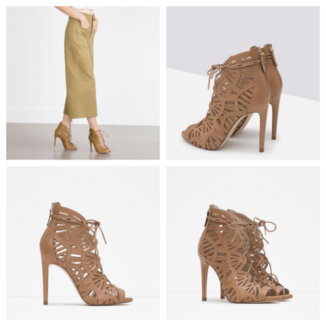 Tuesday Shoesday – Zara AW15