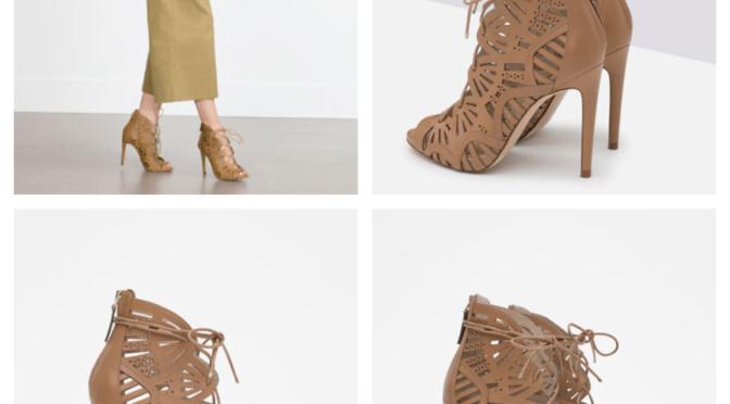 Tuesday Shoesday – Zara AW15