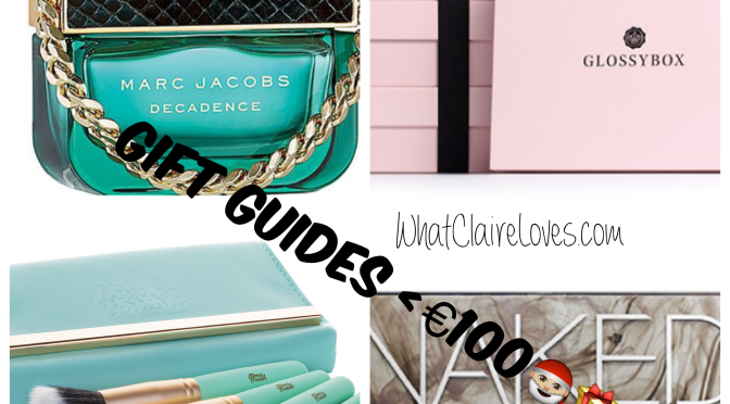 Christmas Gift Guides <€100