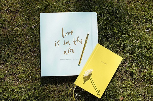 Wedding Spotlight – Kate Spade Planner
